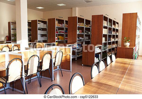biblioteca - csp5122633