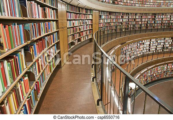 biblioteca - csp6550716