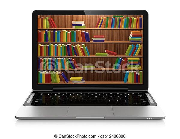 biblioteca elettronica - csp12400800