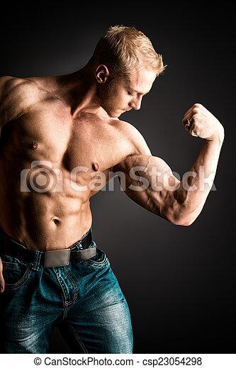 biceps - csp23054298