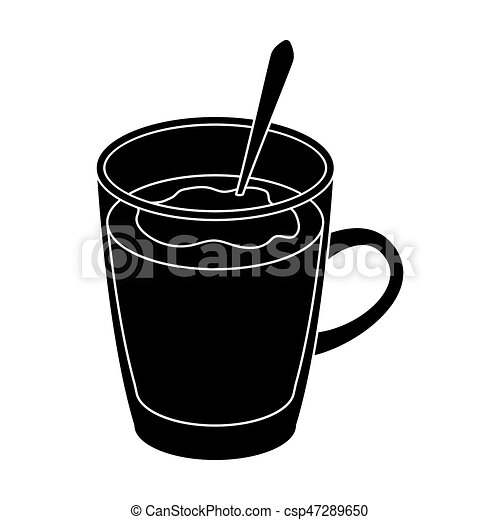 Bicerin Coffeedifferent Types Of Coffee Single Icon In Black Style