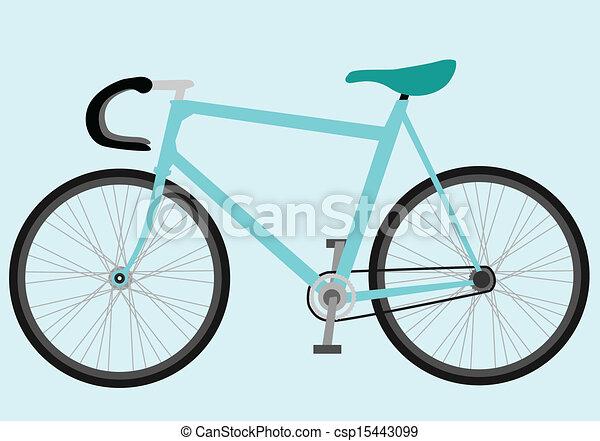 Bicicleta - csp15443099