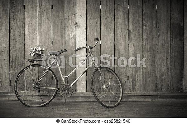 bicicleta - csp25821540