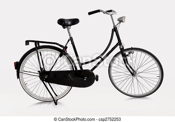 bicicleta, holandés - csp2752253