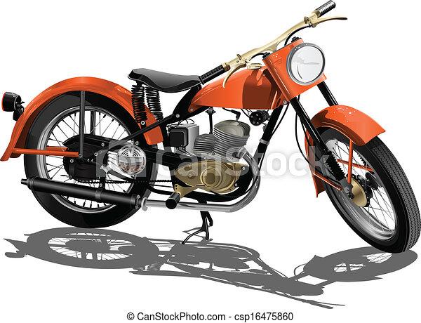 Bicicletta Vettore Motore
