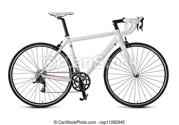 bicikli, út, faj - csp11282945