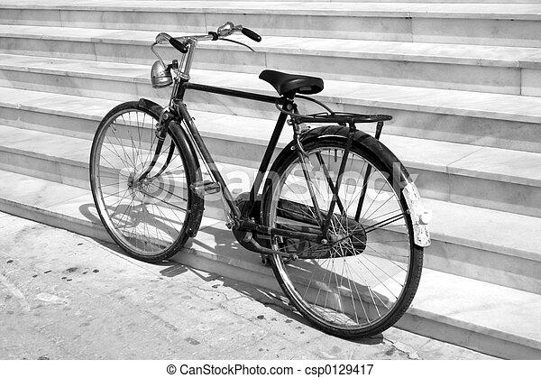 bicikli, retro - csp0129417