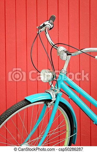 bicikli, retro - csp50286287