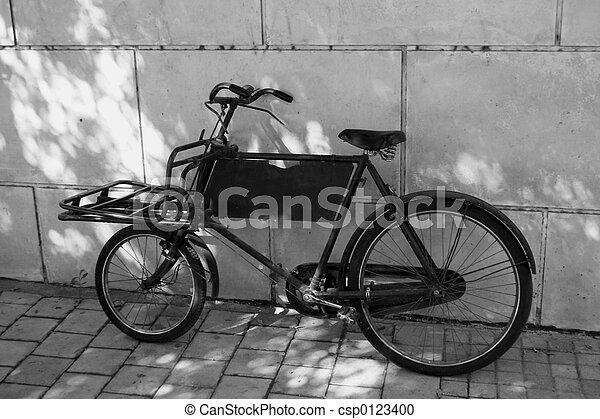 bicikli, retro - csp0123400