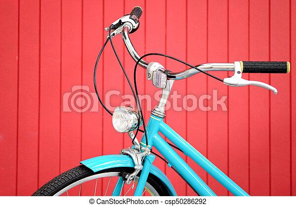 bicikli, retro - csp50286292