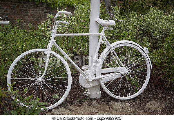 bicikli, retro - csp29699925