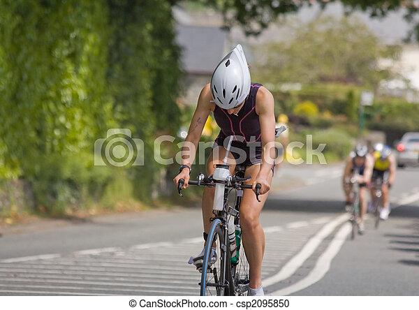 biciklista, női - csp2095850