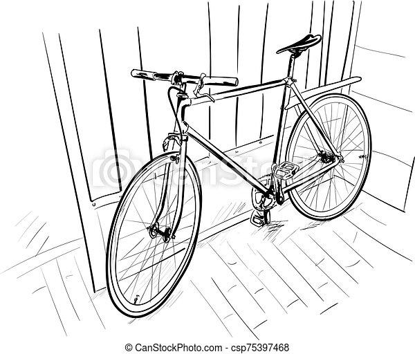 bicycle - csp75397468