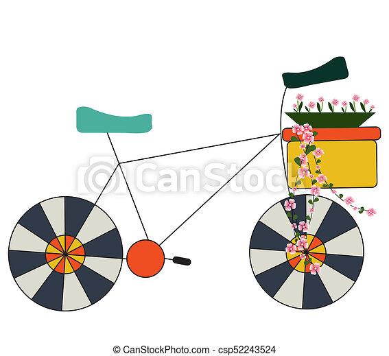 bicycle - csp52243524