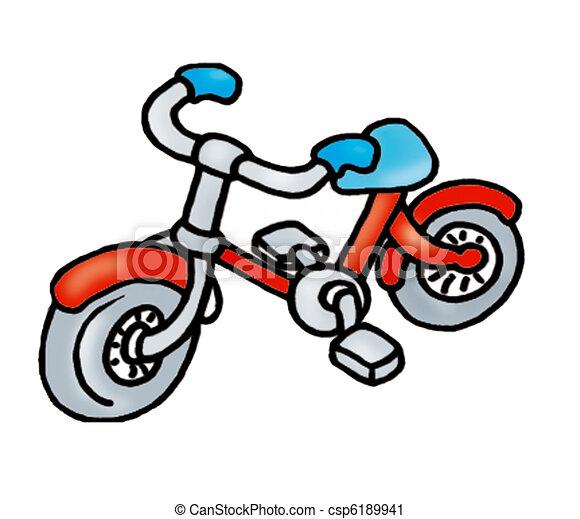 bicycle - csp6189941