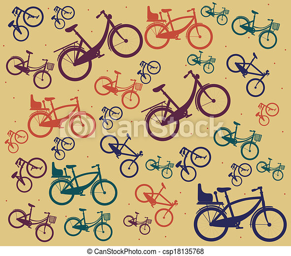 bicycle design    - csp18135768