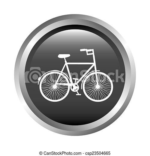 bicycle design - csp23504665