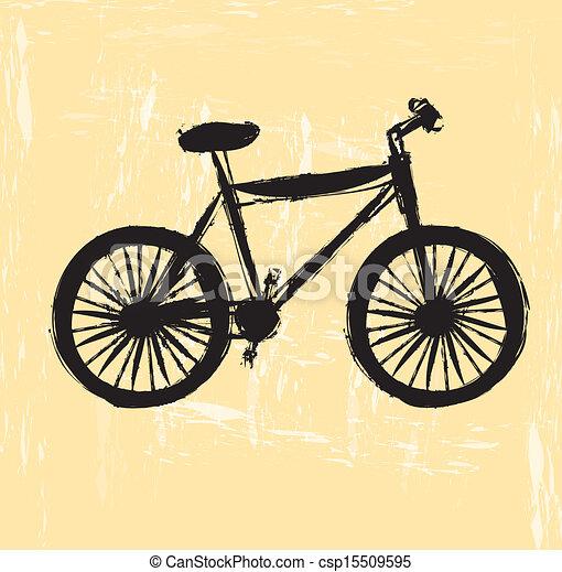 bicycle design  - csp15509595