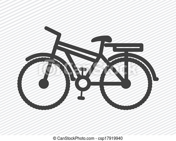 bicycle design    - csp17919940