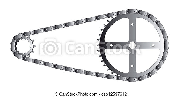 Bicycle Detail - csp12537612