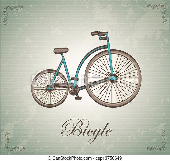 Bicycle - csp13750649