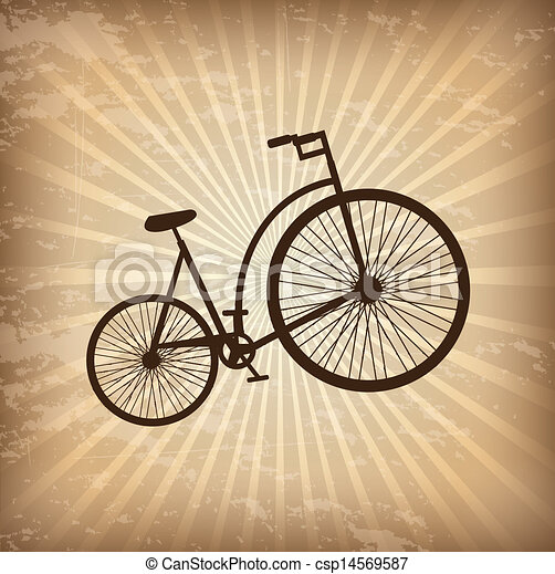 Bicycle - csp14569587