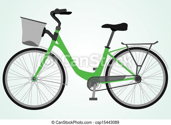 Bicycle - csp15443089