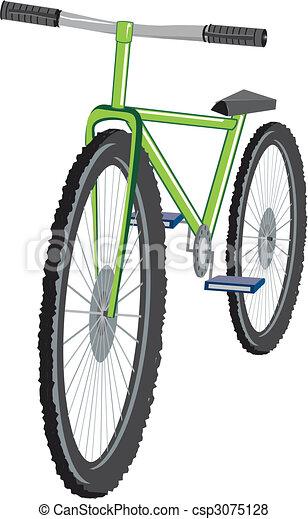 Bicycle - csp3075128