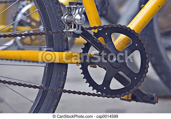 Bicycle Gear - csp0014599
