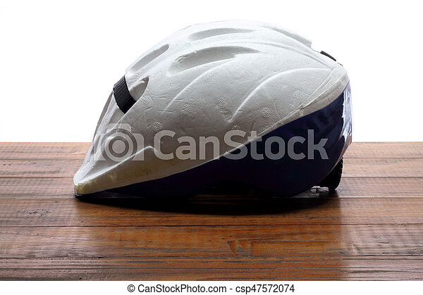 Bicycle Helmet - csp47572074