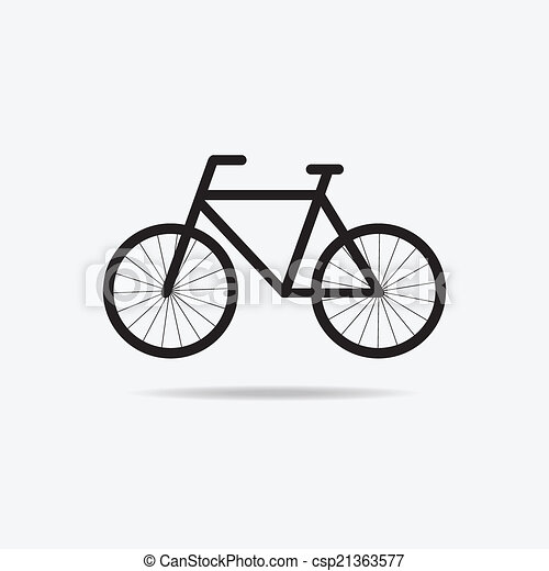 Bicycle Icon Vector Illustration Of Simple Bicycle Icons For Used
