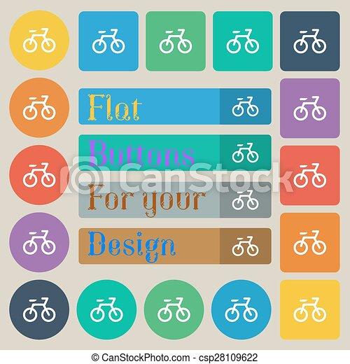 Bicycle - csp28109622