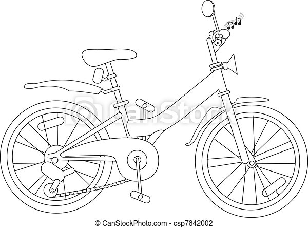 Bicycle - csp7842002