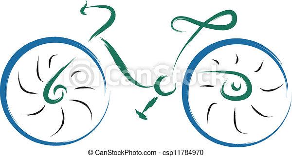 bicycle - csp11784970