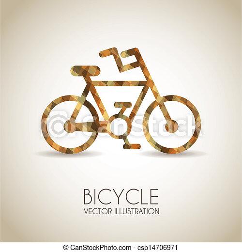 bicycle - csp14706971