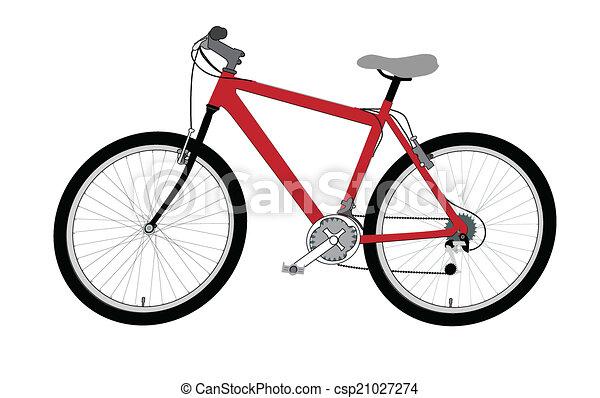 bicycle - csp21027274