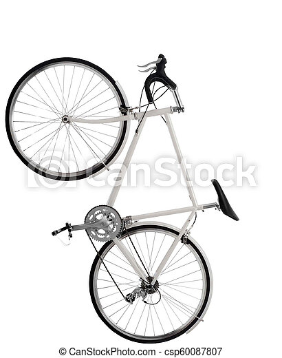 Bicycle isolated - csp60087807
