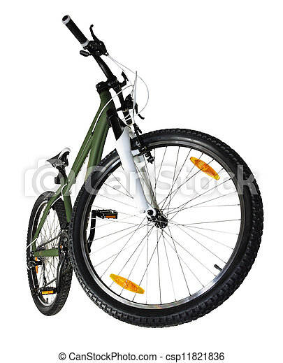 Bicycle (isolated) - csp11821836