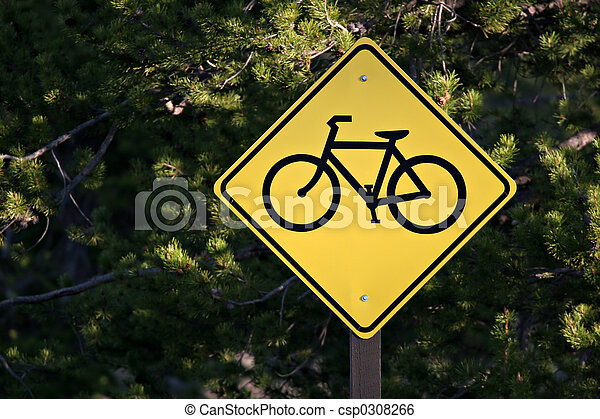 bicycle path only - csp0308266