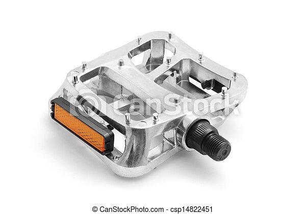 bicycle pedal - csp14822451