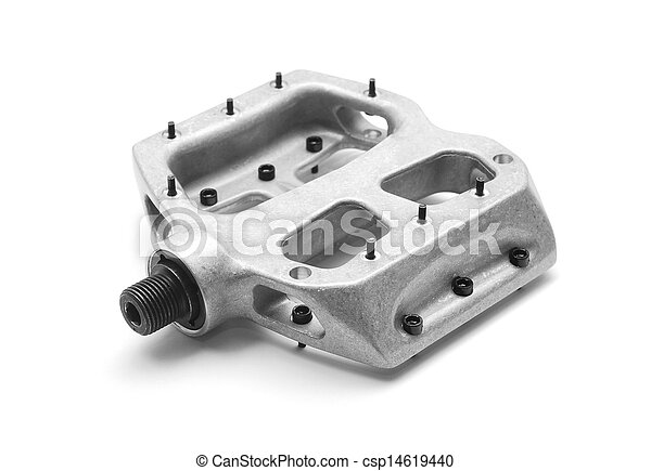bicycle pedal - csp14619440
