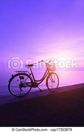 Bicycle - csp17353879