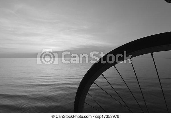 Bicycle - csp17353978