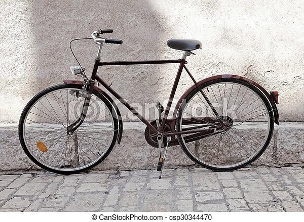 Bicycle - csp30344470