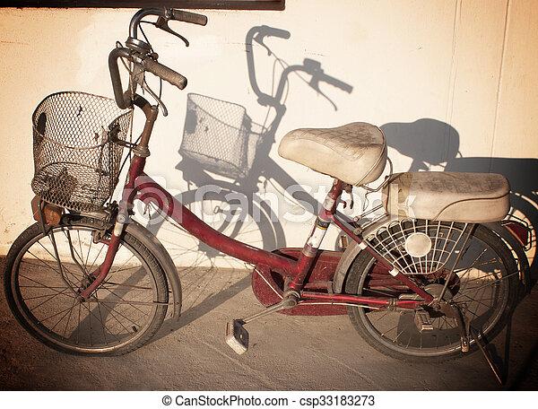 Bicycle - csp33183273
