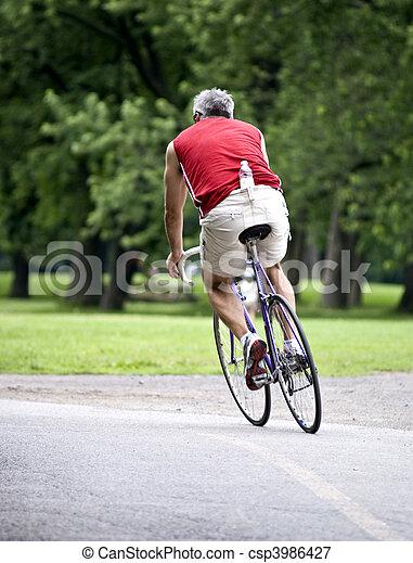 bicycle - csp3986427