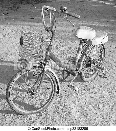 Bicycle - csp33183286