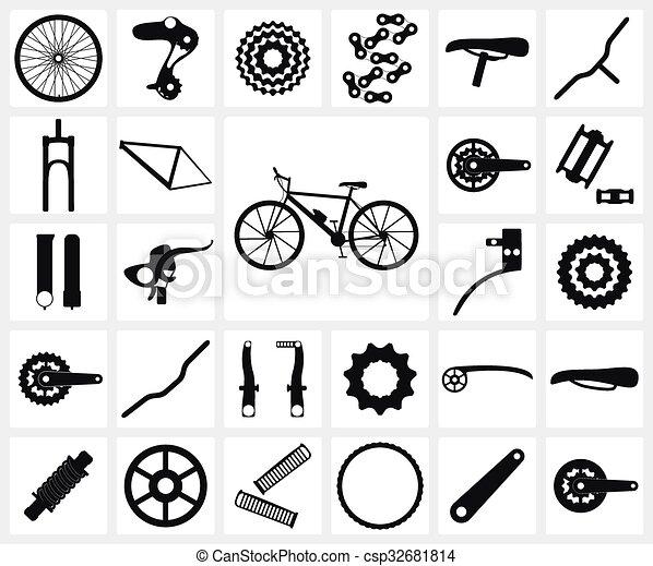 Image result for bike spare parts