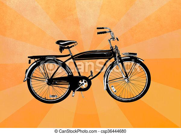 Bicycle - csp36444680