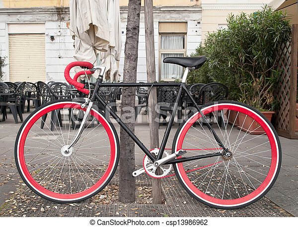 Bicycle - csp13986962